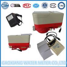 Latão Multi Usuários Multi Cards Prepaid Medidor de água pública (DN15-DN25)
