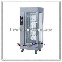 K079 Kithchen Equipment Stainless Steel Electric Chicken Rotisserie