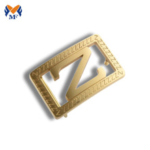 Bulk custom zinc alloy belt buckles