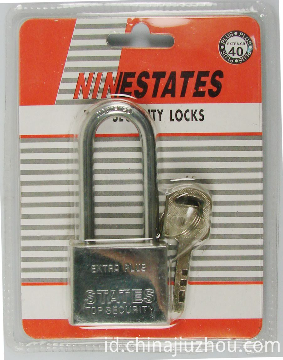 Safety Iron Padlock