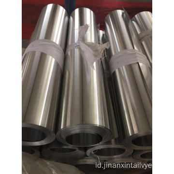 Isolasi kumparan aluminium 0.5mm