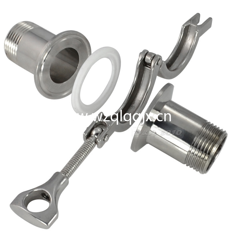 Sanitary Heavy Duty Clamp