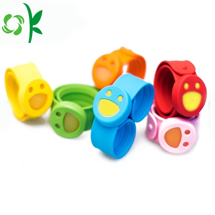 Baby Kids Silicone Mosquito Bracelet