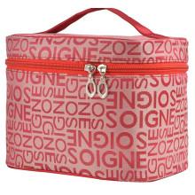Sacs de cadeau en nylon de sac de maquillage de stockage sac cosmétique pliable pour des femmes