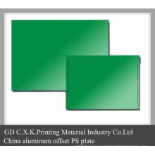 Китайская Cxk офсетная положительная пластина PS