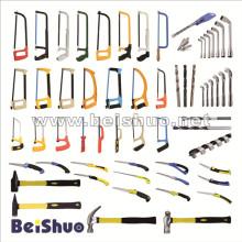 Preço barato Ferramentas manuais / Broca Set / Hacksaw Frame / Hammer / Folding Saw