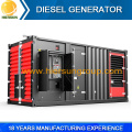 2016 nuevo generador del recipiente de la tecnología 500kw-1000kw para la venta