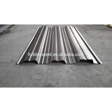 Низкая цена Металлическая оцинкованная стальная доска для настила пола для продажи, напольная опорная стальная плита, напольная плита для поддонов