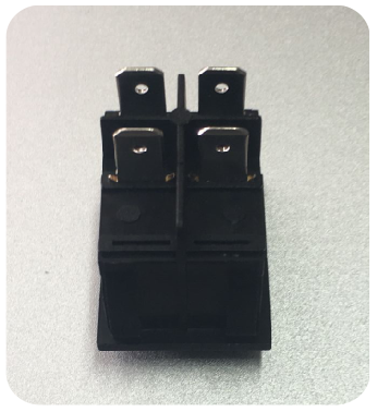 rocker switch KR2