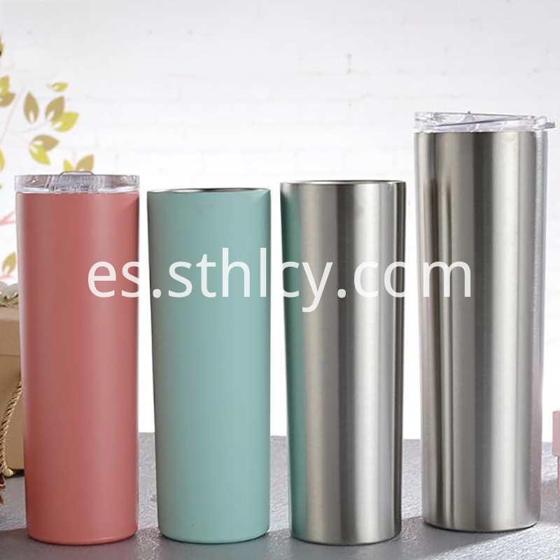 2019 Hot Sale Skinny Tumblers 20oz Stainless