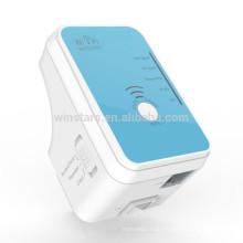 300Mbps gleichzeitiger DualBand drahtloser MINI WiFi Repeater