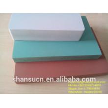 Tablero imprimible blanco de la espuma del PVC, tablero de la espuma del pvc de la publicidad, hoja de pvc flexible, tablero de la espuma de la impresión