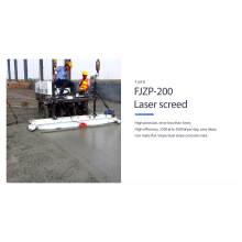 Máquina niveladora láser de potencia de hormigón autonivelante en venta FJZP-200