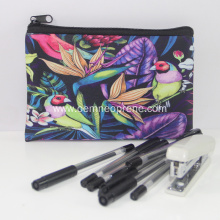 Large Capacity Printed Neoprene Pencil Case for Kids