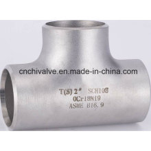 Seamless Stainless Steel Reducer Tee
