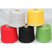 Stock usine service 2 / 26NM 80% laine 20% de fil de cachemire