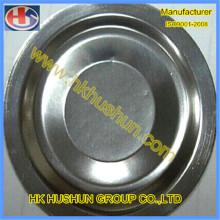 Supply China Round Metal Cover, Sheet Metal Parts (HS-SM-0029)