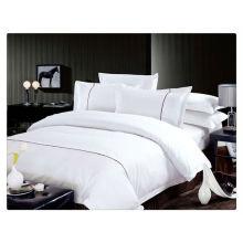200-400T algodón egipcio Jacquard hotel 400tc ropa de cama