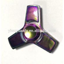Alta calidad aliviar el estrés Metal Fidget Hand Spinner