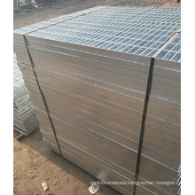 Hot Dipped Galvanized 30/5 30mmx100mm Steel Grating for Platform Walkway