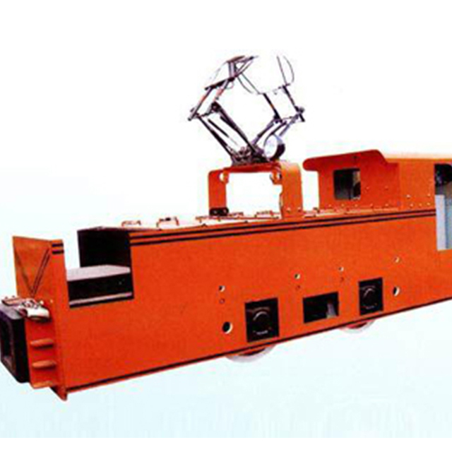 Underground Battery Locomotives Battery Mine Locomotives Mining Transportation Equipment