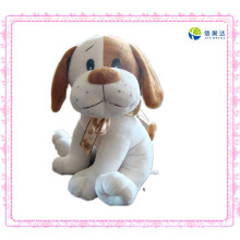 Lovely White Small Dog Stuffed Toy
