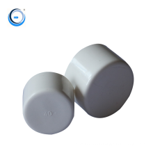 high quality upvc water supply pipe fitting pvc end cap from china manufacturer