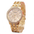 New Design Luxury Men Alloy Wrist Quartz Watches