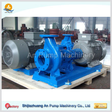 Centrifugal water pump for irrigation system with water timer controller