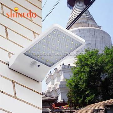 New Design 36LED High quality IP65 waterproof motion sensor light for garden lightning