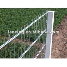 6/5 / 6mm et 8/6 / 8mm de double panneau de clôture de fil (usine)