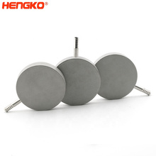 HENGKO custom porous stainless steel 316 316L oxygenation diffusion stone beer