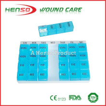 HENSO PP Durable Monthly Pill Box