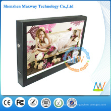 HD 1080P 15 inch LCD advertising supermarket shelf indoor digital signage display