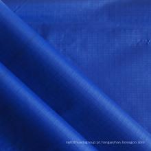 Shiny Oxford Ripstop tecido de nylon para vestuário