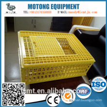 Special transport chicken cages for farms and slaughterhouses