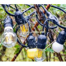 SL-1013 E26 étanche lampe série branchez la série de lampe cordon d'alimentation SJTW CORDS