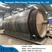 Обработка дневная вместимость 8-10тонн завод пиролиза