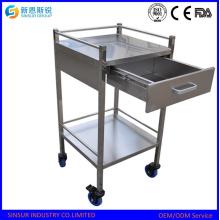 Buy China Origin Multi-Function Stainless Steel Hospital Trolley