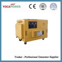 50Hz / 60Hz motor de cuatro tiempos Silent Diesel Generator Set
