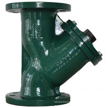Cast Iron and Ductile Iron Y Type Strainer