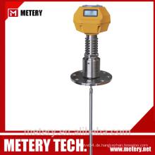 Geführte Wellenradar-Füllstandsmessgerät MT100LR Serie von METERY