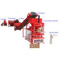 euro stabilized walking soil cement block making machine