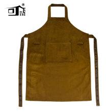 Amazon готовит кожаный огнеупорный вощеный фартук из холста, один размер подходит всем