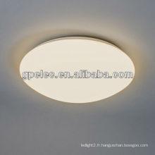 High Power 12W plafonnier rond à LED