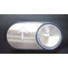 Botón de ascensor, botón de llamada, COP, piezas de elevación