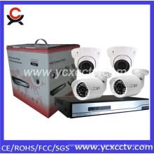 Kit CCTV caliente: h.264 cámara CCTV CCTV