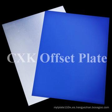 Placa de Impresión Térmica CTP de Impresión Larga