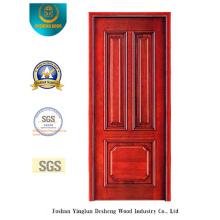 Porta de segurança estilo europeu simplificado (s-1007)
