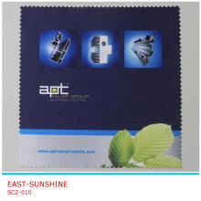 Microfiber Glass Cleaning Cloth (SCZ-010)